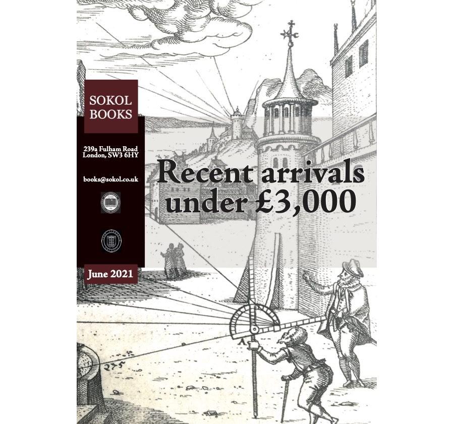 June 2021 Under £3,000
