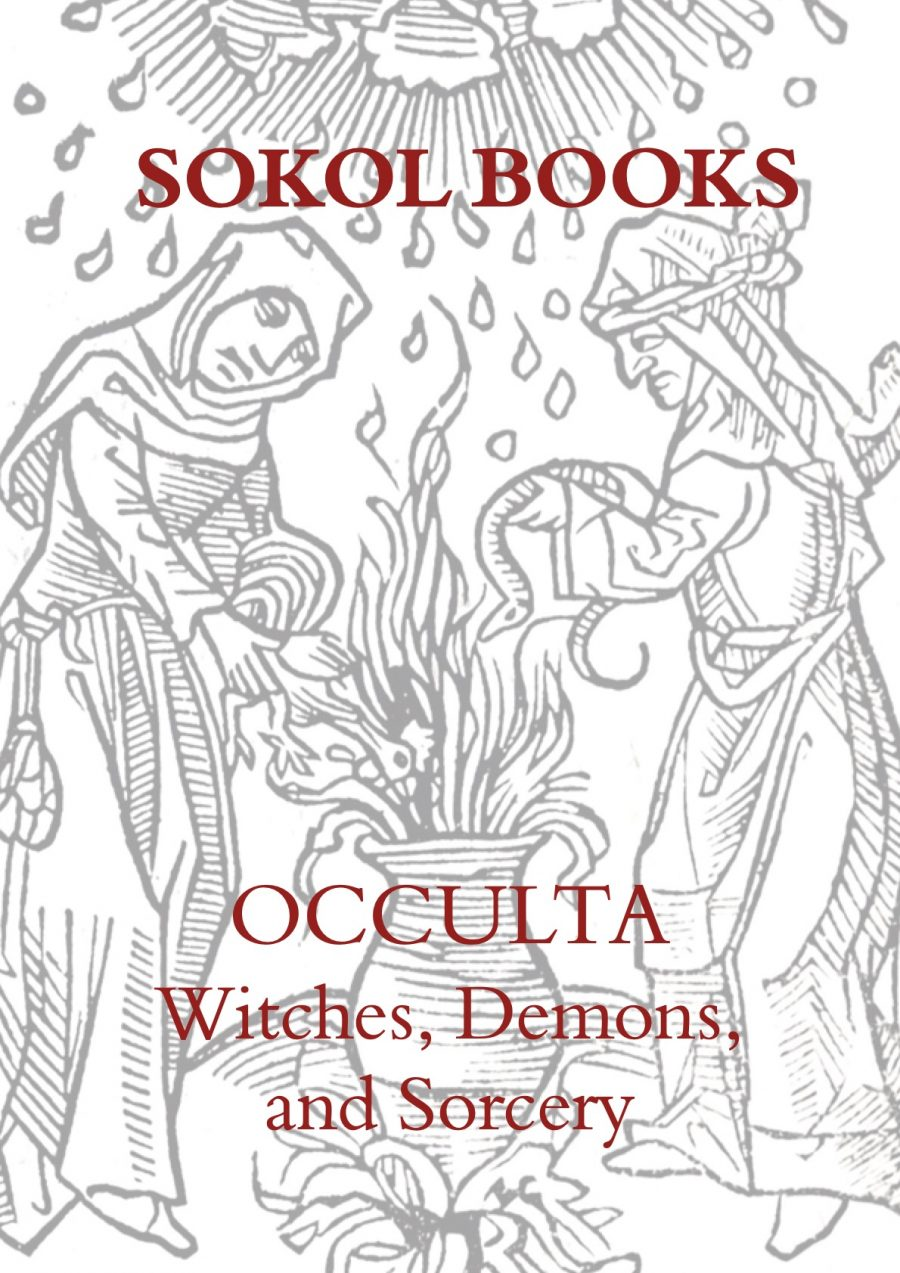 OCCULTA: Witches, Demons, and Sorcery 2017