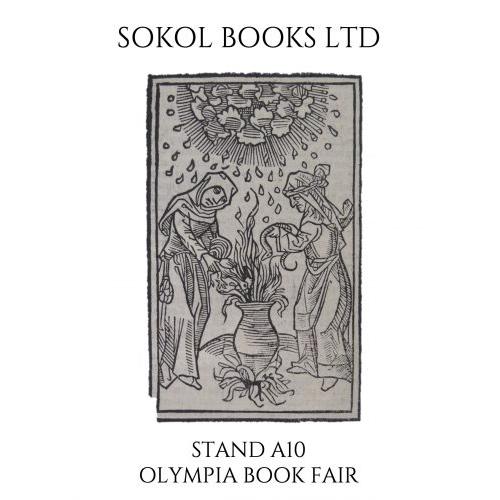 Olympia London International Antiquarian Book Fair 2017