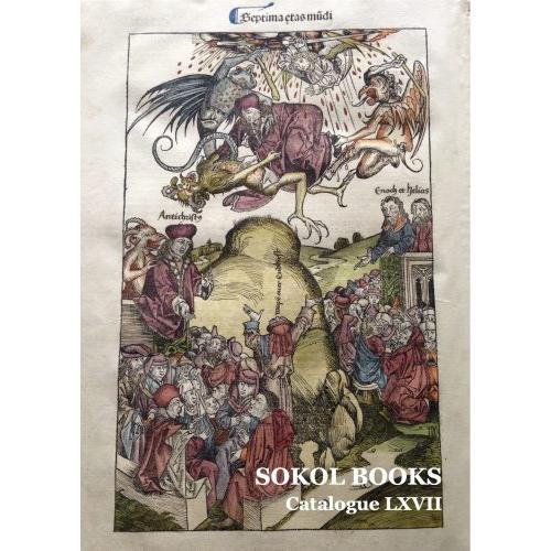 Sokol Books Catalogue 67 (2015)