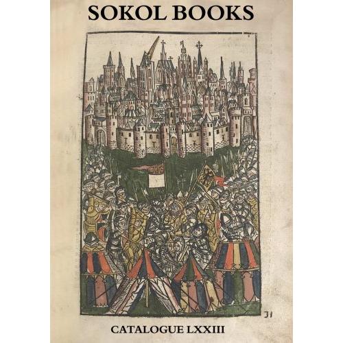 Sokol Books Catalogue 73 (2018)